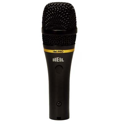 HM-Pro Hand microphone for amateur radio
